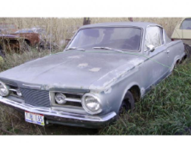 1965 Baracuda - 1/1