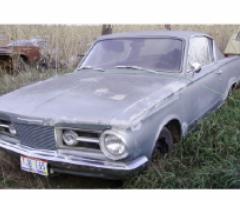 1965 Baracuda