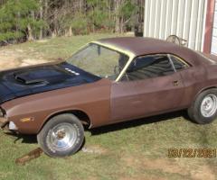1970 Challenger T/A - 1/4